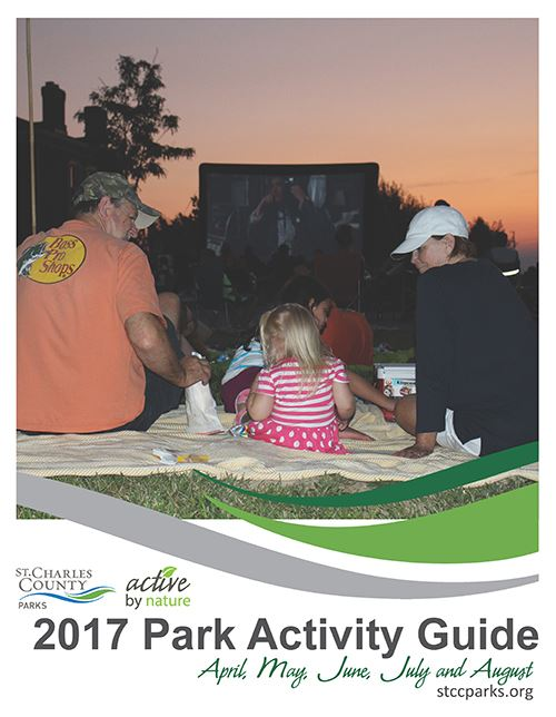 FAMILYStCharlesCountyParks2017ActivityGuide April, May, June, July and August Cover_sm