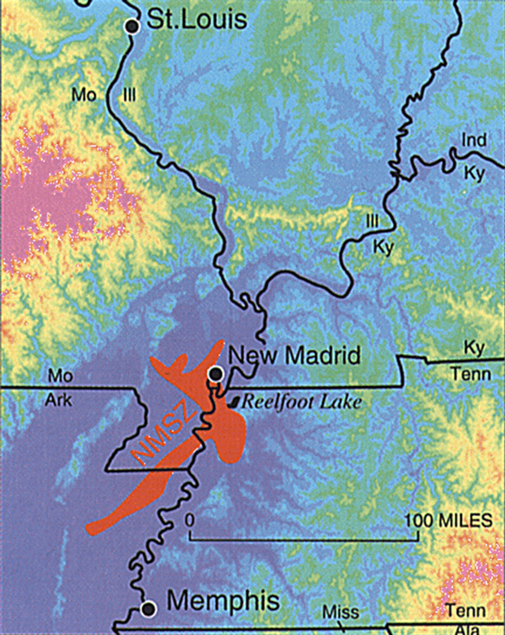 About the New Madrid Fault | St Charles County, MO ...
