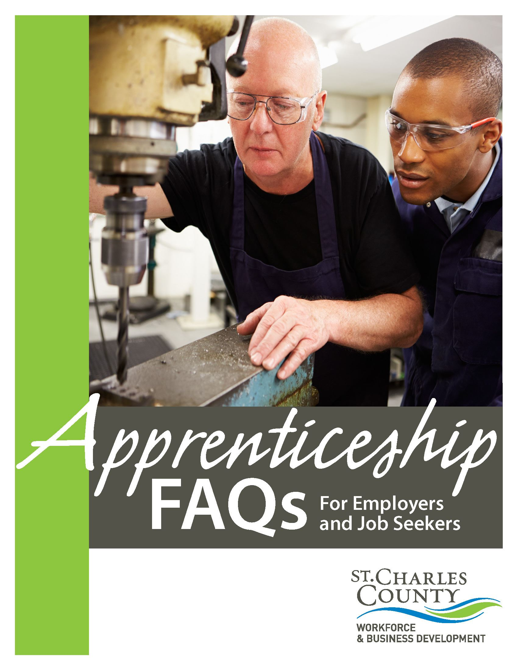 Apprenticeship FAQ cover