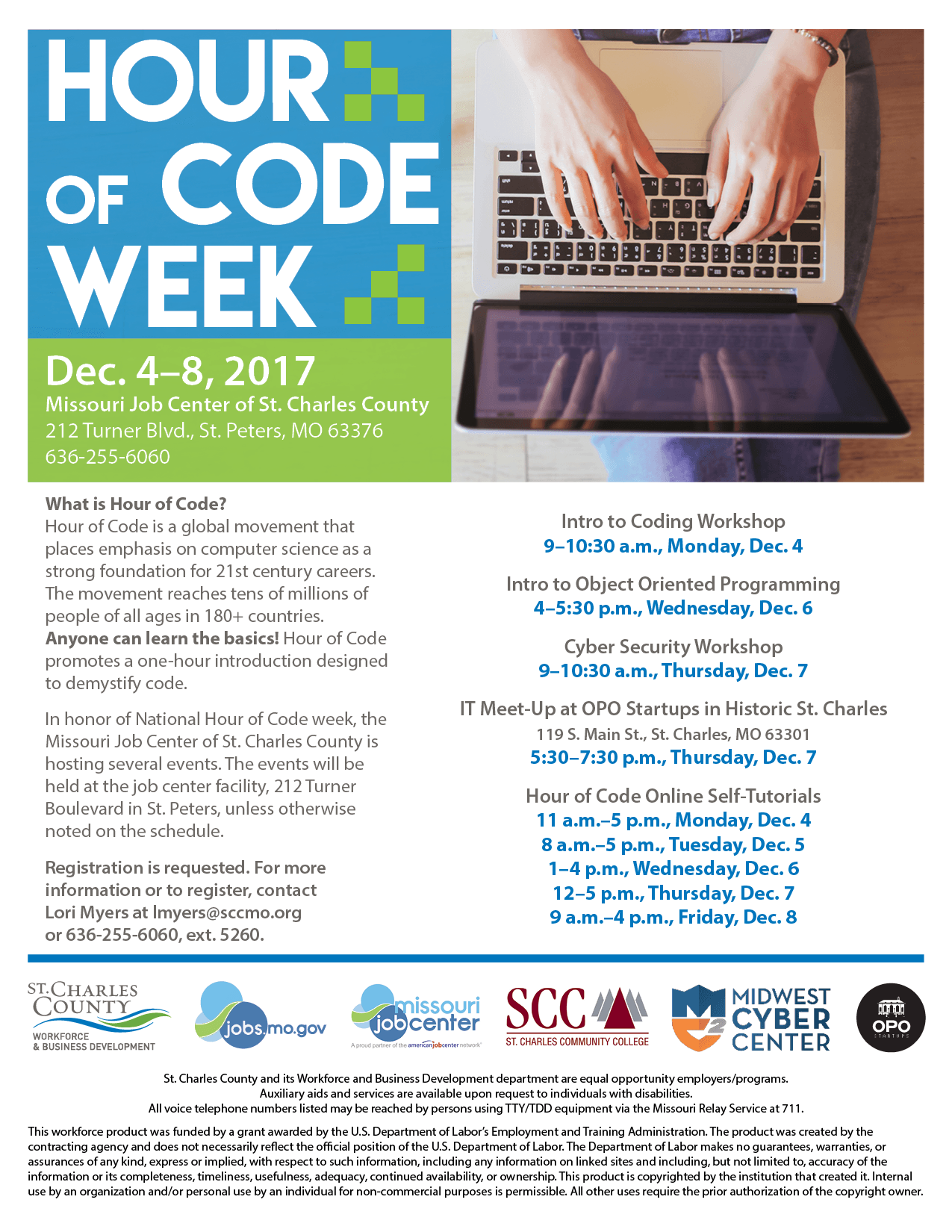 2017-12_Hour of Code Week