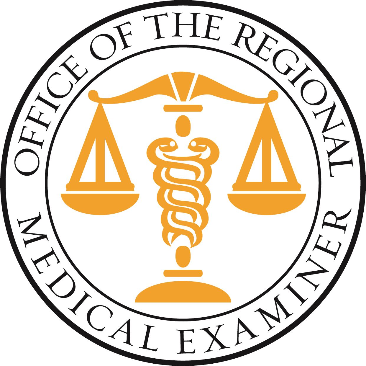 Regional Medical Examiner Logo