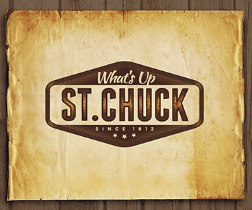 Whats Up St.Chuck