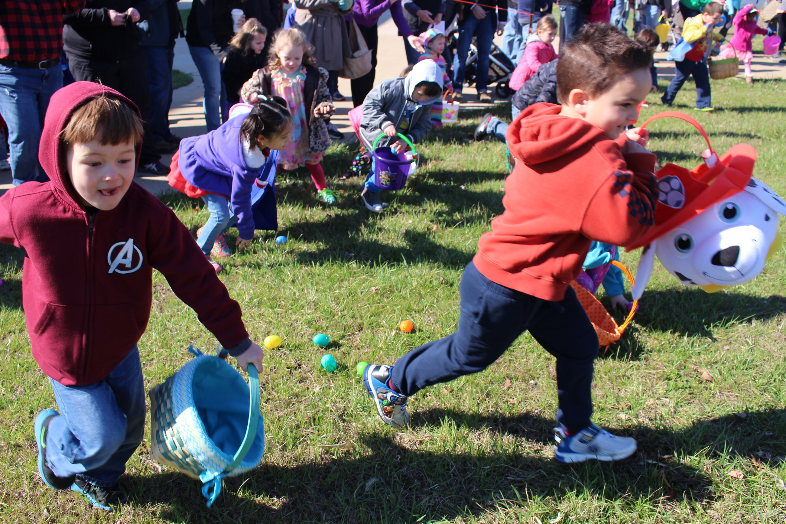 2016 Annual Egg Hunt and Special Needs Egg Hunt