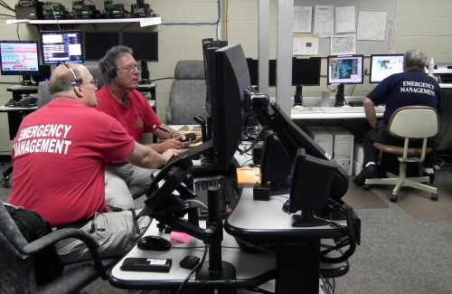 EOC Staff and Volunteers